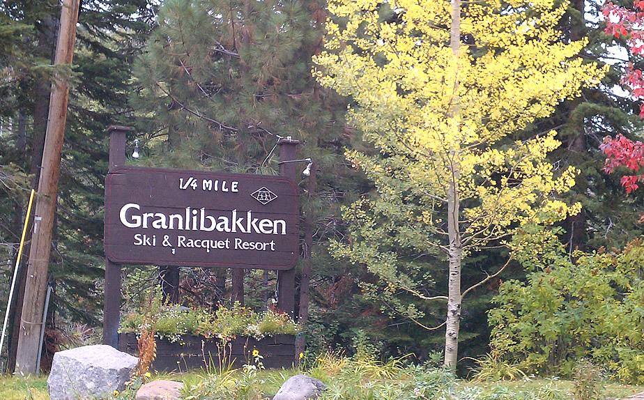 granlibakken-sign