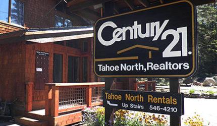 Century 21 North Lake Tahoe Real Estate office