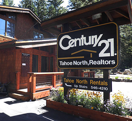 Century 21 North Lake Tahoe Real Estate office